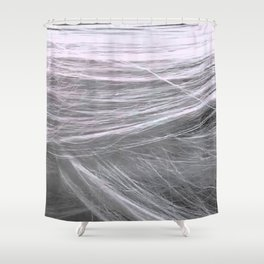 Dragon Beard Candy Shower Curtain