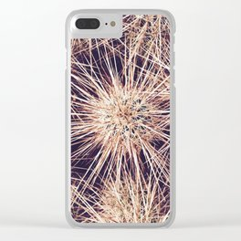 Desert Armor Clear iPhone Case