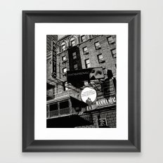 Mama Mia Framed Art Print