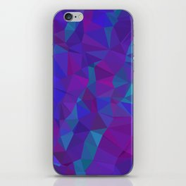 Jewel Tone Sparkles iPhone Skin
