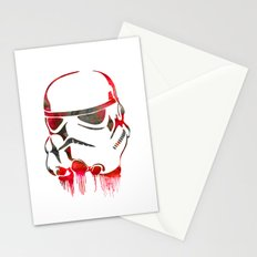 Storm Trooper Print Stationery Cards