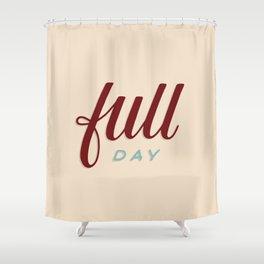 Full day Shower Curtain