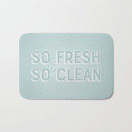 So Fresh & So Clean Bath Mat