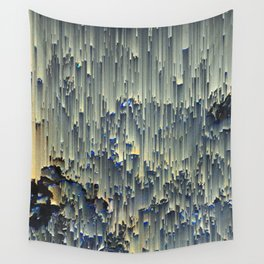 icy window Wall Tapestry