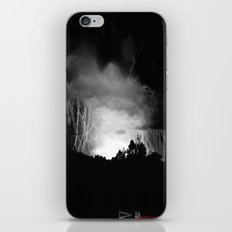 Coming Out Of The Darkness iPhone & iPod Skin