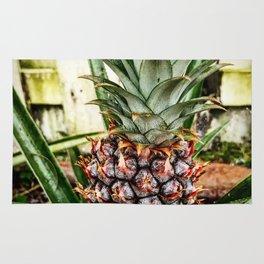 Mine-apple Pineapple Rug