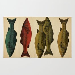 One fish Two fish... Rug