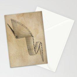 Ironside Eel Stationery Cards