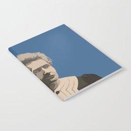 Marie Curie Notebook
