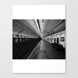 New York Subway 1 Canvas Print
