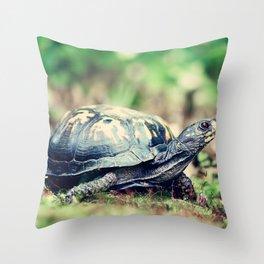 Slowpoke Throw Pillow