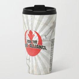 Join the Rebel Alliance Travel Mug