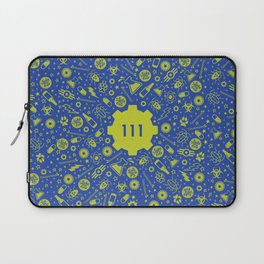 Fallout 4 Vault 111 Laptop Sleeve