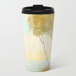 Quiet Morning On The Lake Travel Mug