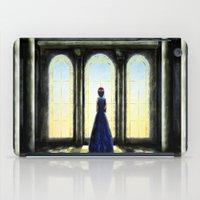 bride iPad Cases featuring The Bride by Viggart