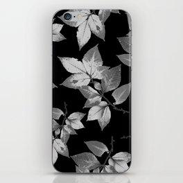 Elegant Leaves iPhone Skin