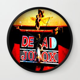 Dead Joblox Wall Clock