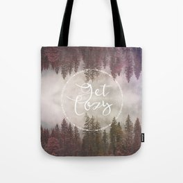 Get Cozy Fall Reflections Tote Bag