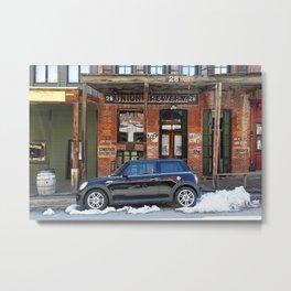 Virginia City Nevada Metal Print