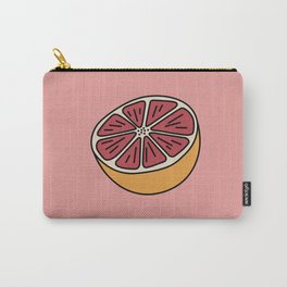Blood Orange Citrus Summer days Carry-All Pouch