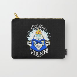 Chillin' Like A Villain Carry-All Pouch