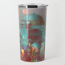 the saint-Sophie Basilica Travel Mug