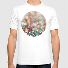 Partay  Mens Fitted Tee White MEDIUM