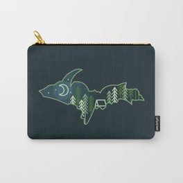 Michigan Camping - Summer UP Carry-All Pouch