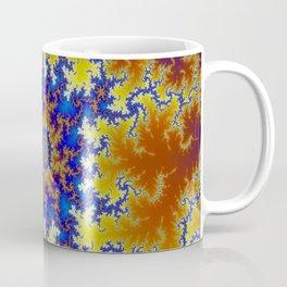 Fractal Checkerboard Coffee Mug