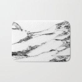 Marble (White) Bath Mat