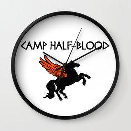 Camp Half-Blood Camp Wall Clock