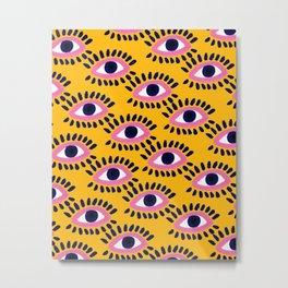 Colorful Eyes IV. Metal Print