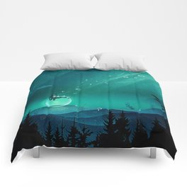 Comfortably Numb Comforters