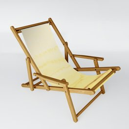 WITHIN THE TIDES - SUNNY YELLOW Sling Chair