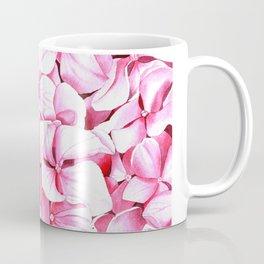Blooming hydrangea Coffee Mug