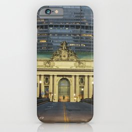 Grand Central Terminal 1 iPhone Case