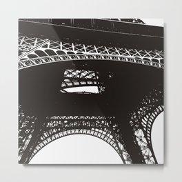 PARIS_T1 Metal Print