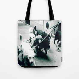 Dog Walker NYC  Tote Bag