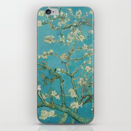 Almond Trees - Vincent Van Gogh iPhone Skin