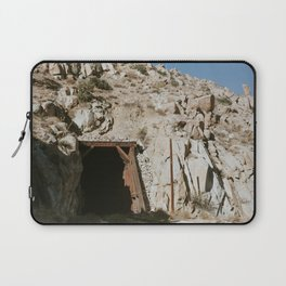 Old Train Tunnel Laptop Sleeve