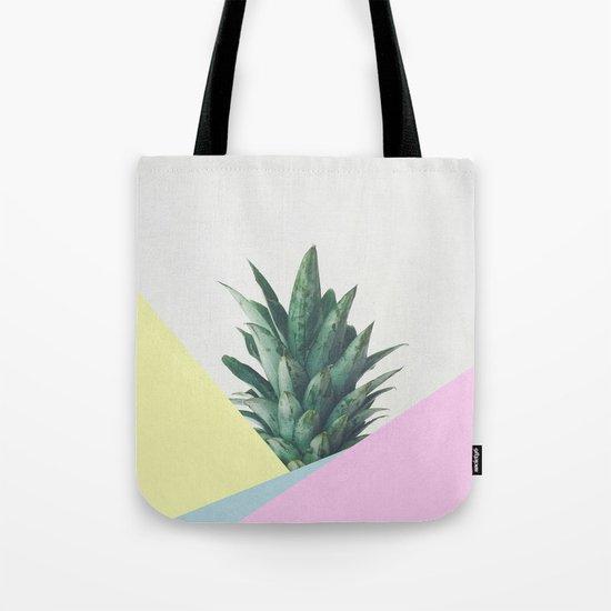 Pineapple Dip V Tote Bag