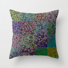d o l i q A b i l o p Throw Pillow