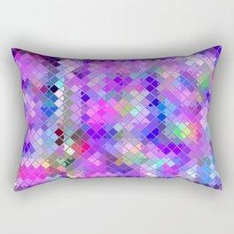 Re-Created  Flying Carpet XVIII Rectangular Pillow