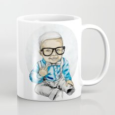 Naughty Boy by carographic Mug
