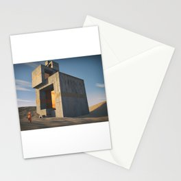 BRVTVM Stationery Cards