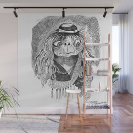 E.T Play House Wall Mural