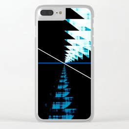 Rupture Point Clear iPhone Case
