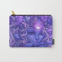 Ghost Fungi Carry-All Pouch