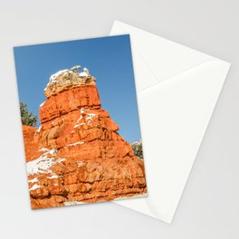 Entrance to Red Canyon, Utah, on Scenic Byway 12 Stationery Cards
