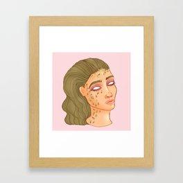 Laef Framed Art Print